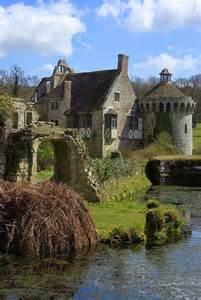 Scotney Castle Kent England