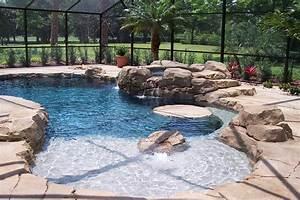 Lagoon Swimming Pool Designs