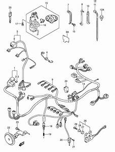 Throttle Cable Guide Identification