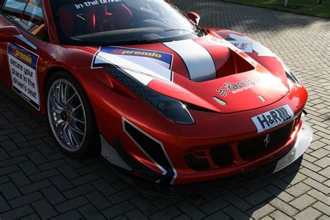 See more of ferrari on facebook. Racing One Tunes Ferrari 458 Challenge Track Racer | Carscoops