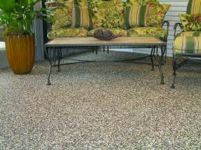 outdoor custom and epoxy patios