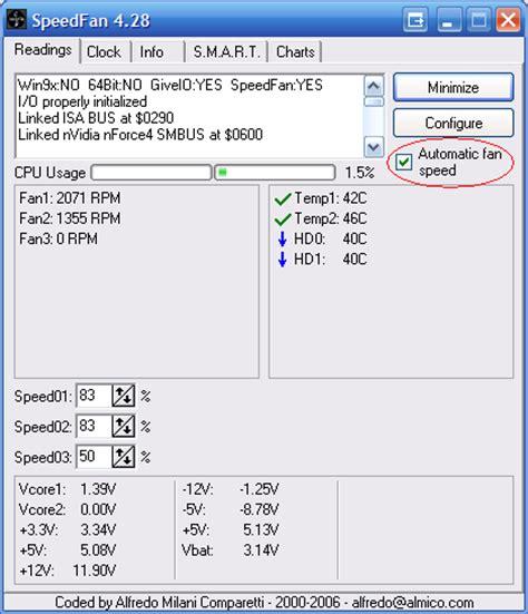 fan control windows 10 using speedfan to automatically control your pc s fan