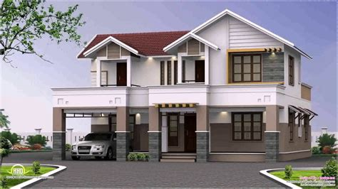 two storey dwelling two storey house design with floor plan with elevation youtube