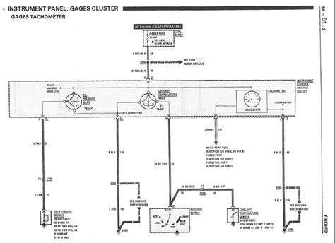 Wiring Diagram For 1988 Firebird by Wiring Diagram For The Digital Dash 88 Gta Third