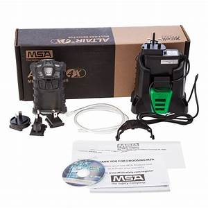 Buy Msa Altair 4x Gas Detector Lel O2 Co H2s 10110715