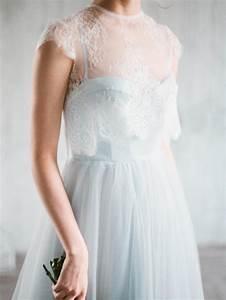 aley blue corset wedding gown boho wedding dress with With wedding dress separate bodice and skirt