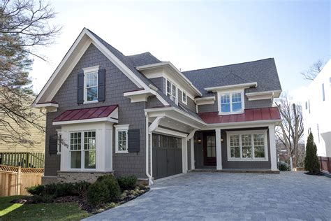 Haus Rotes Dach by Custom Home Gallery Of Washington Dc Area Homes