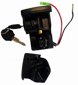 Rubicon 48v   Battery Dock Bracket With Keys