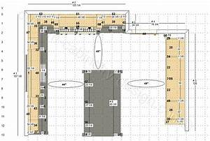 quality cabinetry floor plan elevations 1799