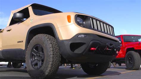 Moab 2016 Comanche Jeep