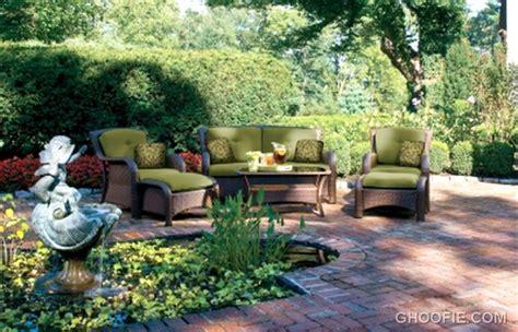 new patio furniture set la z boy outdoor 6