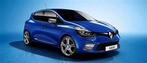 Tarif Clio 4 : renault d voile les prix uk de la clio 4 gt line ~ Maxctalentgroup.com Avis de Voitures