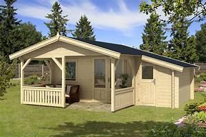 Gartenhaus Mit überdachter Terrasse : gartenhaus flex 50 a mit 200cm terrasse anbau 4x3 2z ~ One.caynefoto.club Haus und Dekorationen