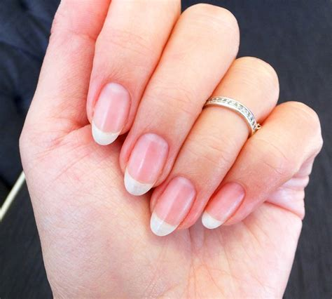 uv gel nail l nails after years of uv gel manicures beautygeeks