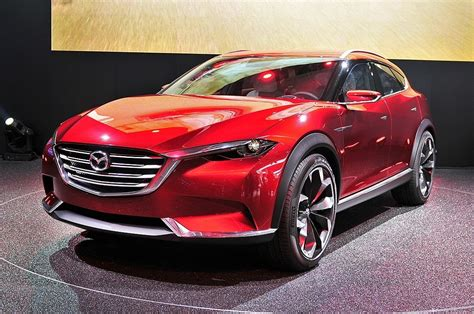 2019 Mazda Koeru Review And Release Date  2018 2019