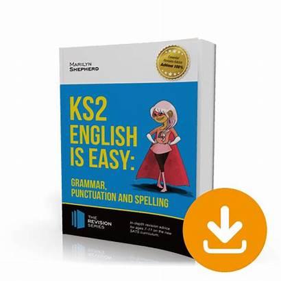 Ks2 Grammar Punctuation English Spelling Easy Workbook