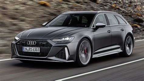Maybe you would like to learn more about one of these? Audi RS6 Avant 2020 revealed: Super wagon goes mild hybrid ...