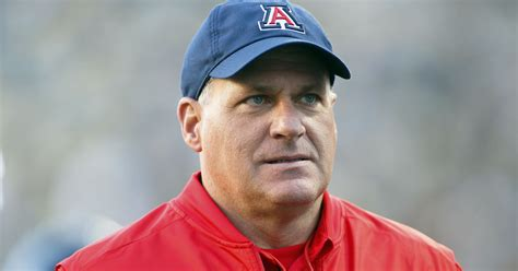 His coaching style is fun, innovative and motivational. Rich Rodriguez statement: Fired Arizona football coach denies claims