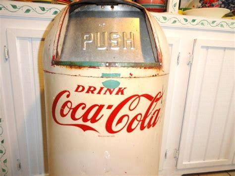 kitchen trash can reserved for karestgt coca cola coke soda advertising