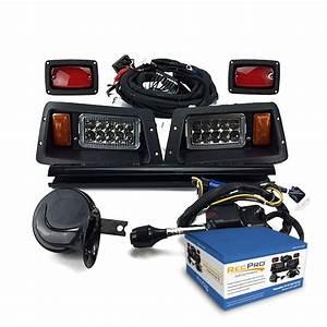 Yamaha G14  G16  G19  G22 Golf Cart Headlight