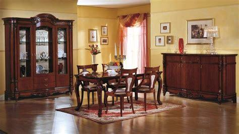 sale da pranzo eleganti sala da pranzo classica salotto living