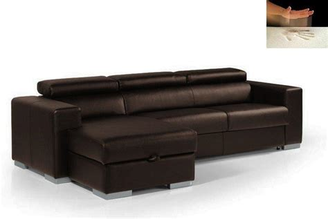 canap d angle couchage quotidien canape d 39 angle rapido sidney memory couchage quotidien