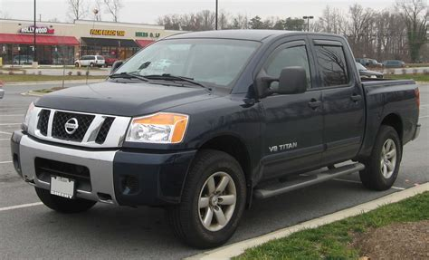 nissan tundra nissan titan the truth about cars