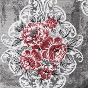 designer teppich vintage blumen rosa design teppiche With balkon teppich mit blumen tapete retro
