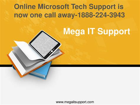 outlook tech support phone number microsoft technical support phone number authorstream