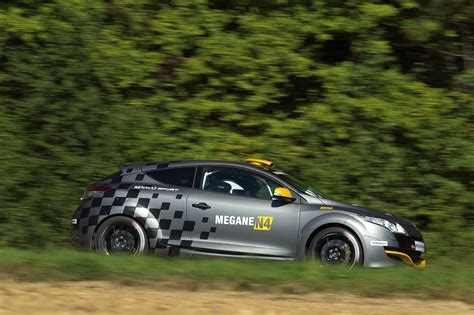 Renault Megane Rs N4 Ready To Race Autoevolution
