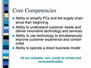 Customer Service Core Competencies Ppt Dell In China Powerpoint Presentation Free Download