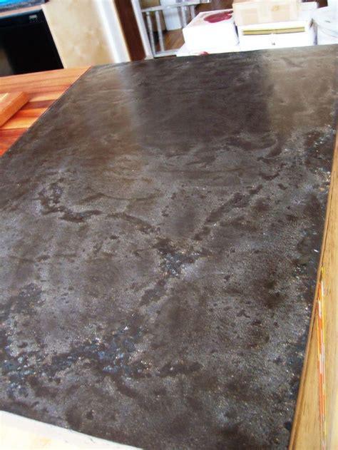 concrete countertop dye search kitchen