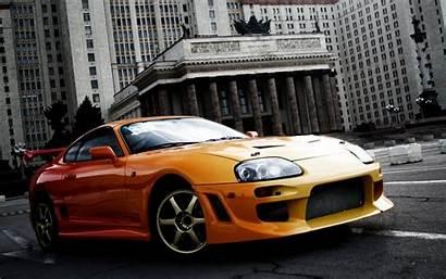 Supra Toyota 1080p Iphone Tuning Wallpapersafari Race