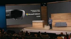 Microsoft HoloLens Development Edition starts shipping in ...