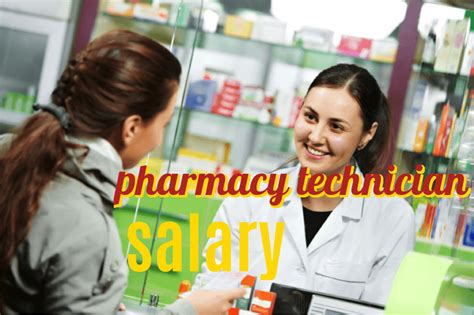 Technician Salary by Pharmacy Technician Salary Certification And
