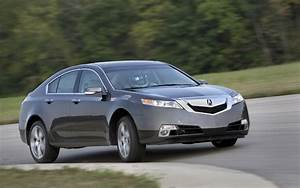 2010 Acura Tl Sh-awd Manual - Quick Drive