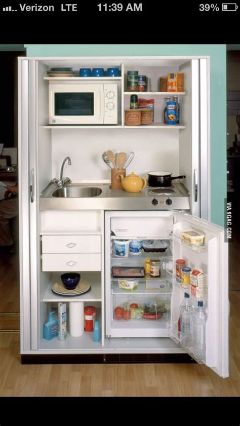 perfect for a daycare building a small kitchen that can
