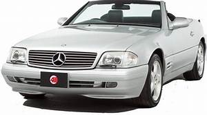 Mercedes Sl280  Sl320  Sl500  Sl600 Roadster Factory Service  U0026 Shop