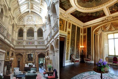 Highclere Castle Behind The Scenes Of Downton Abbey