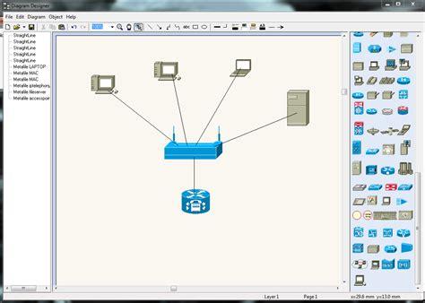 network diagramming tools   budget techrepublic