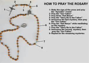 Catholic Rosary Prayer Beads