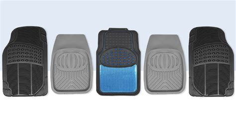 car floor mats 14 best rubber floor mats of 2018 rubber auto floor mats for your car or truck