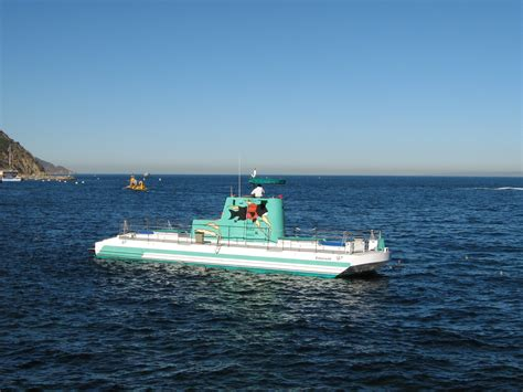 Catalina Island Glass Bottom Boat by Daily Photos Frugal Travel Tips 187 Blog Archive