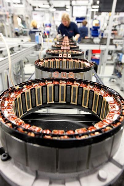 bosch takes  electric motor manufacturer em motive