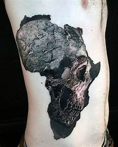 60 Hyper Realistic Tattoos For Men - Ultra Likelike Design ...