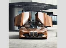 BMW VISION NEXT100概念车组图_极品图片