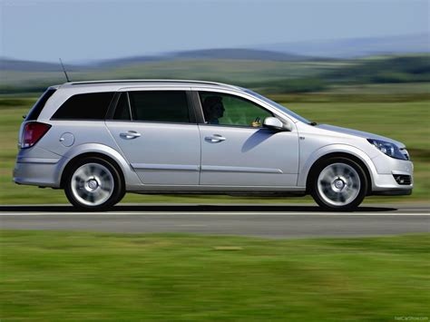 Opel Astra Wagon by Opel Astra Station Wagon 2004 Picture 31 Of 97