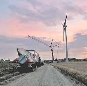 Ветроэнергетика википедия