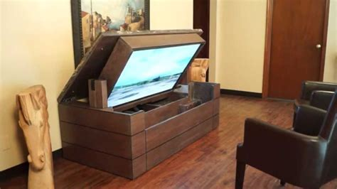 Pop Up TV Lift Cabinets ? Home Ideas Collection : Modern