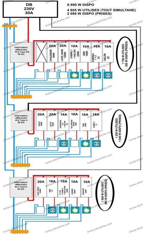 Schema Cablage Telerupteur Debflex